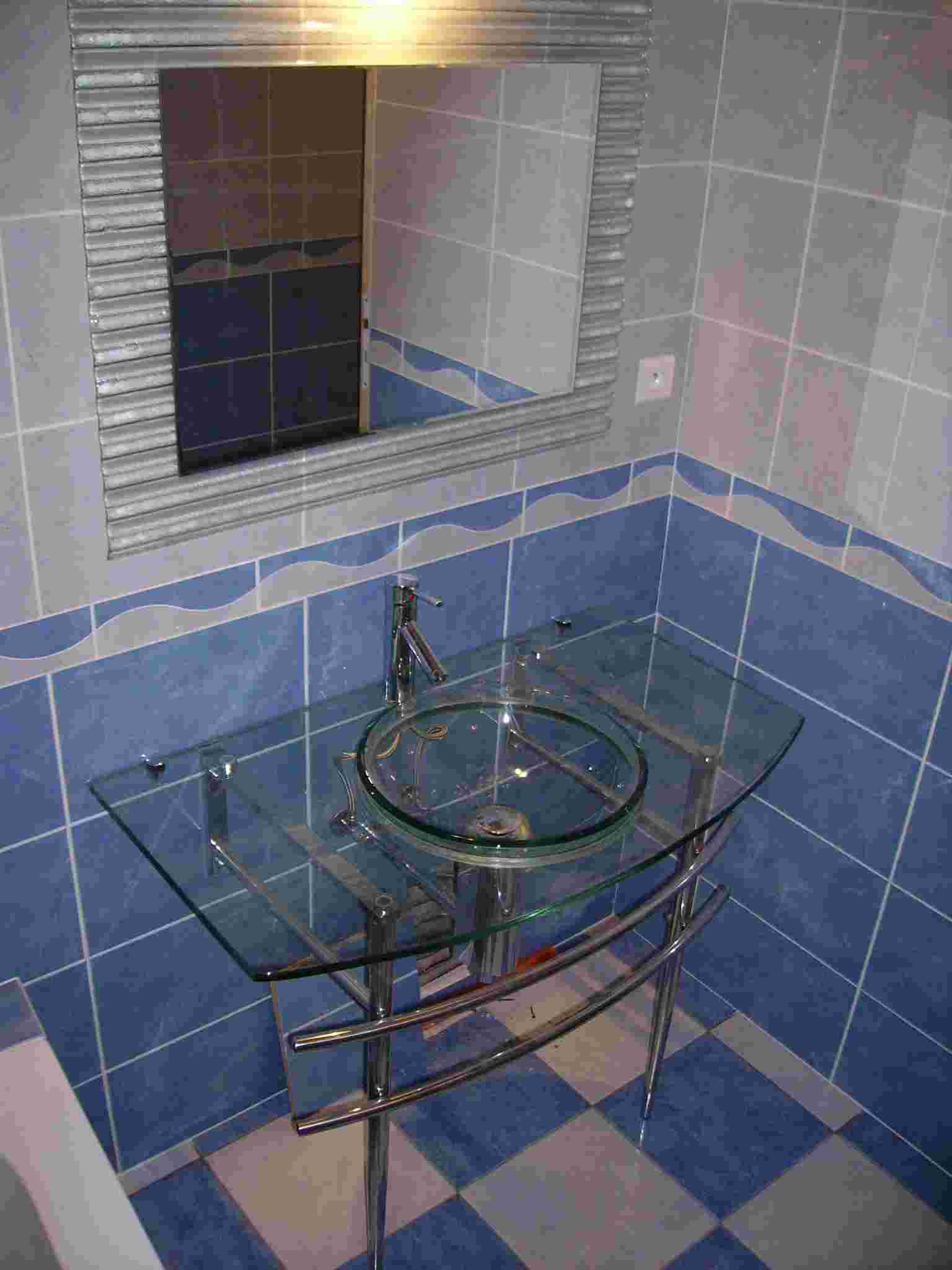 Document sans nom for Faience bleu salle de bain